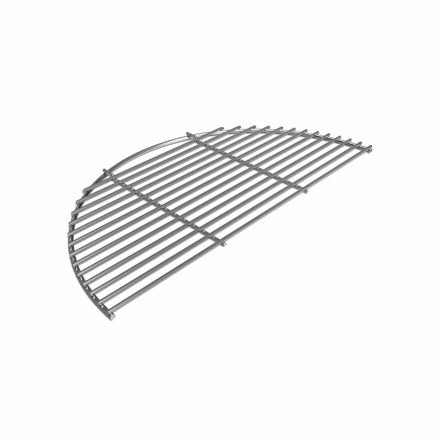 Big Green Egg Barbeque Stainless Steel Half Grid