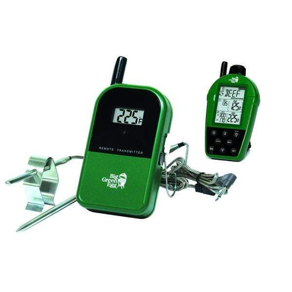 Big Green Egg Barbeque Temperature Gauge – Dual-Probe Wireless Thermometer
