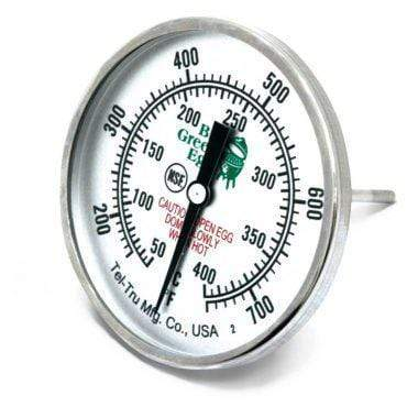 Big Green Egg Barbeque Temperature Gauge