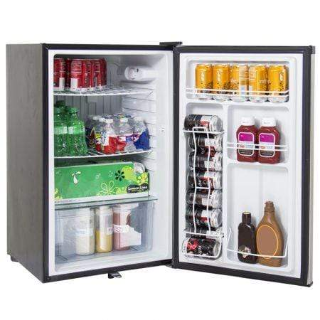 Blaze Outdoor Products Barbecue 4.5 Ft. SS Front Door Refrigerator Fridge (Not Outdoor Rated)