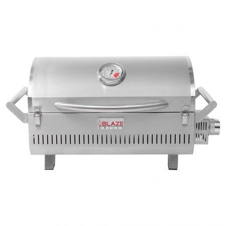 "Blaze Outdoor Products Barbecue Blase Professional ""Take It Or Leave It"" Portable Grill"