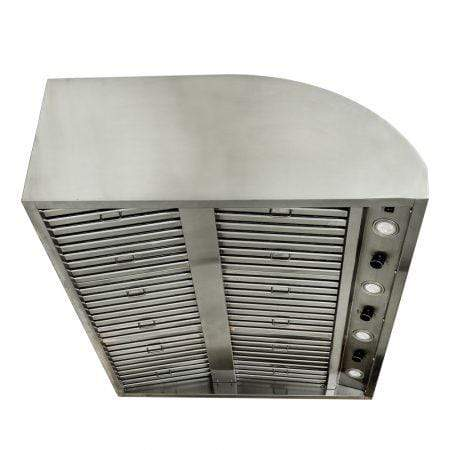 Blaze Outdoor Products Barbecue Blaze Outdoor Wall Hood for All Blaze Grills
