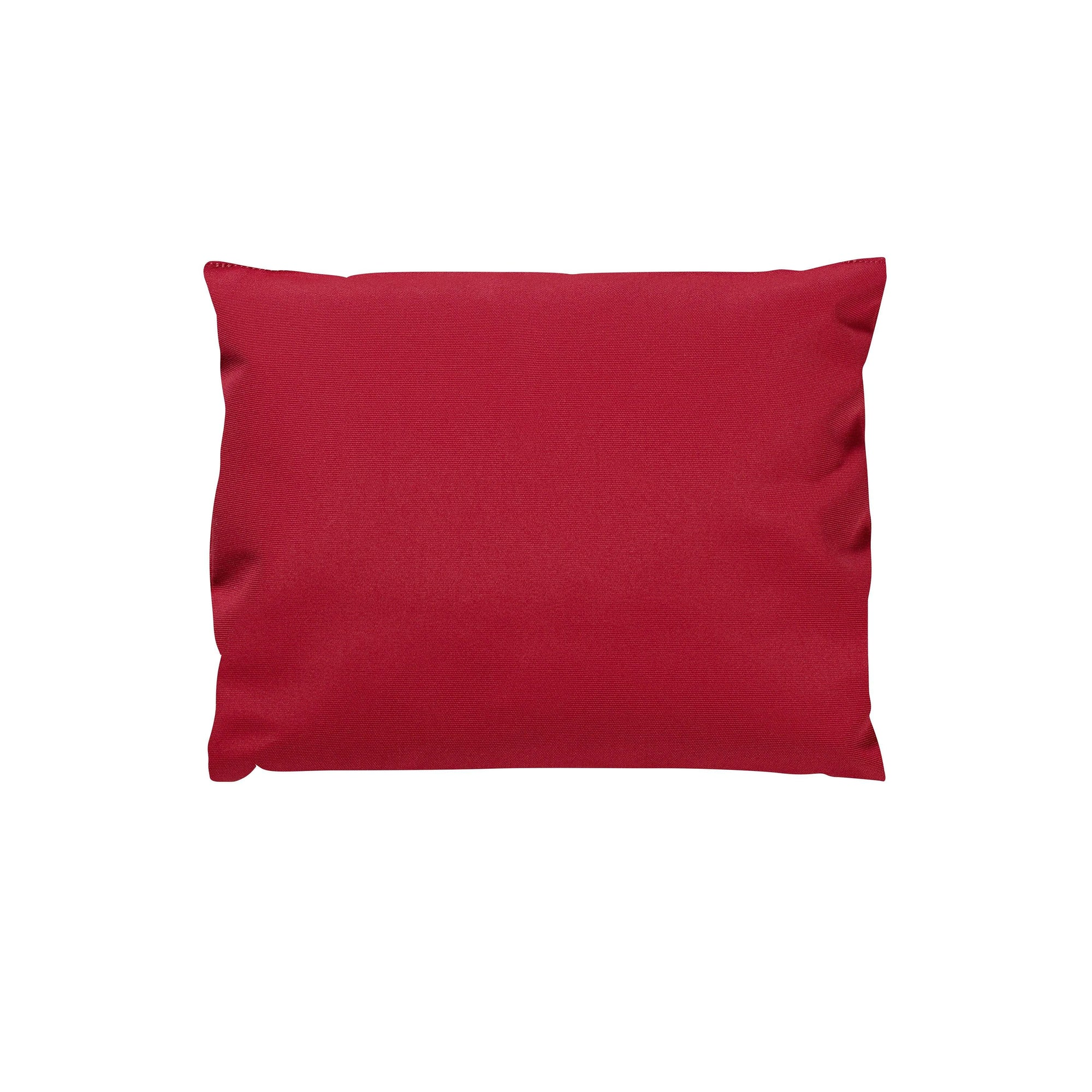 C.R. Plastic Products Cushion Canvas Jockey Red - 5403 A20 Head Rest Cushion