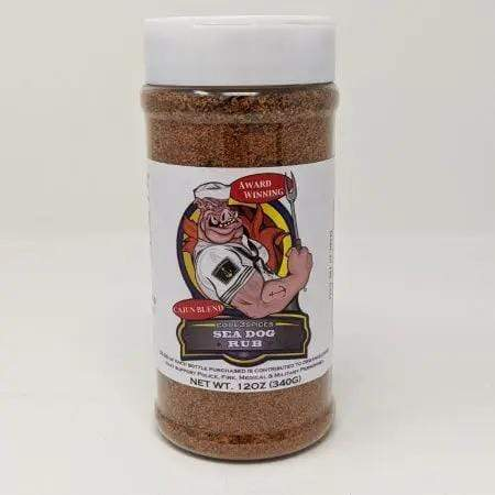 Code 3 BBQ Rub Sea Dog Rub