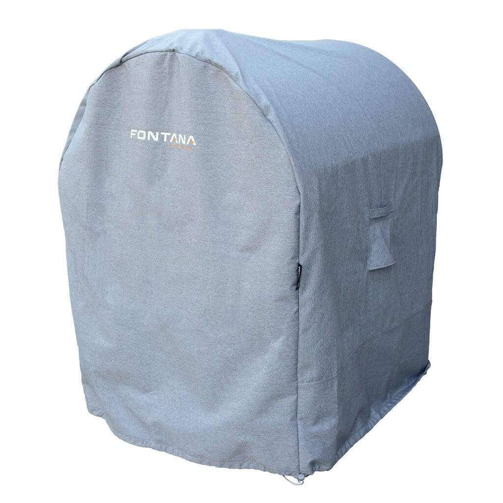 Fontana Weather Cover Premium Full Length Oven Cover (On Cart)