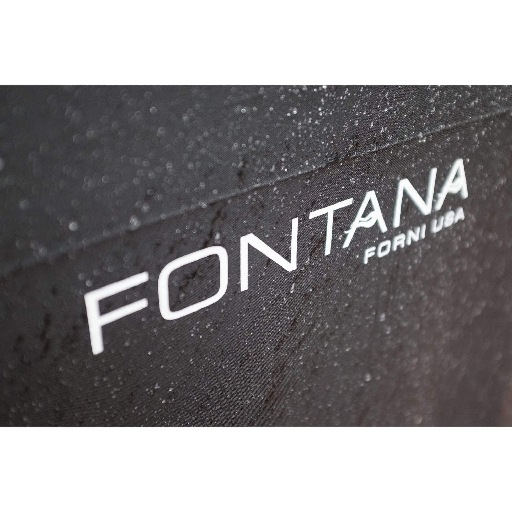 Fontana Weather Cover Standard Full Length Oven Cover (On Cart)