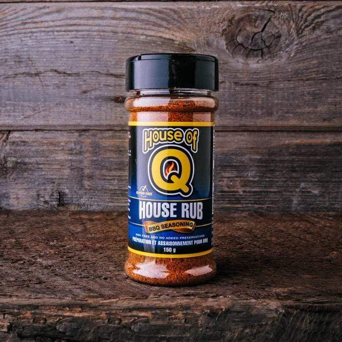 House of Q Barbecue House of Q:  House Rub