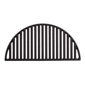 kamado Barbecue Half Moon Cast Iron Grate