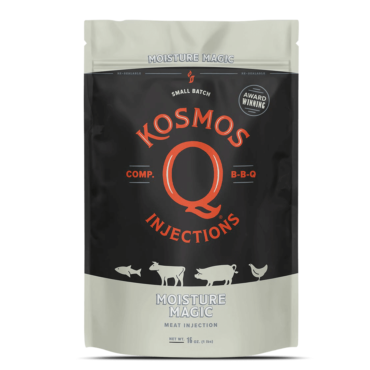 Kosmos Q BBQ Injection Kosmo's Q Moisture Magic Injection