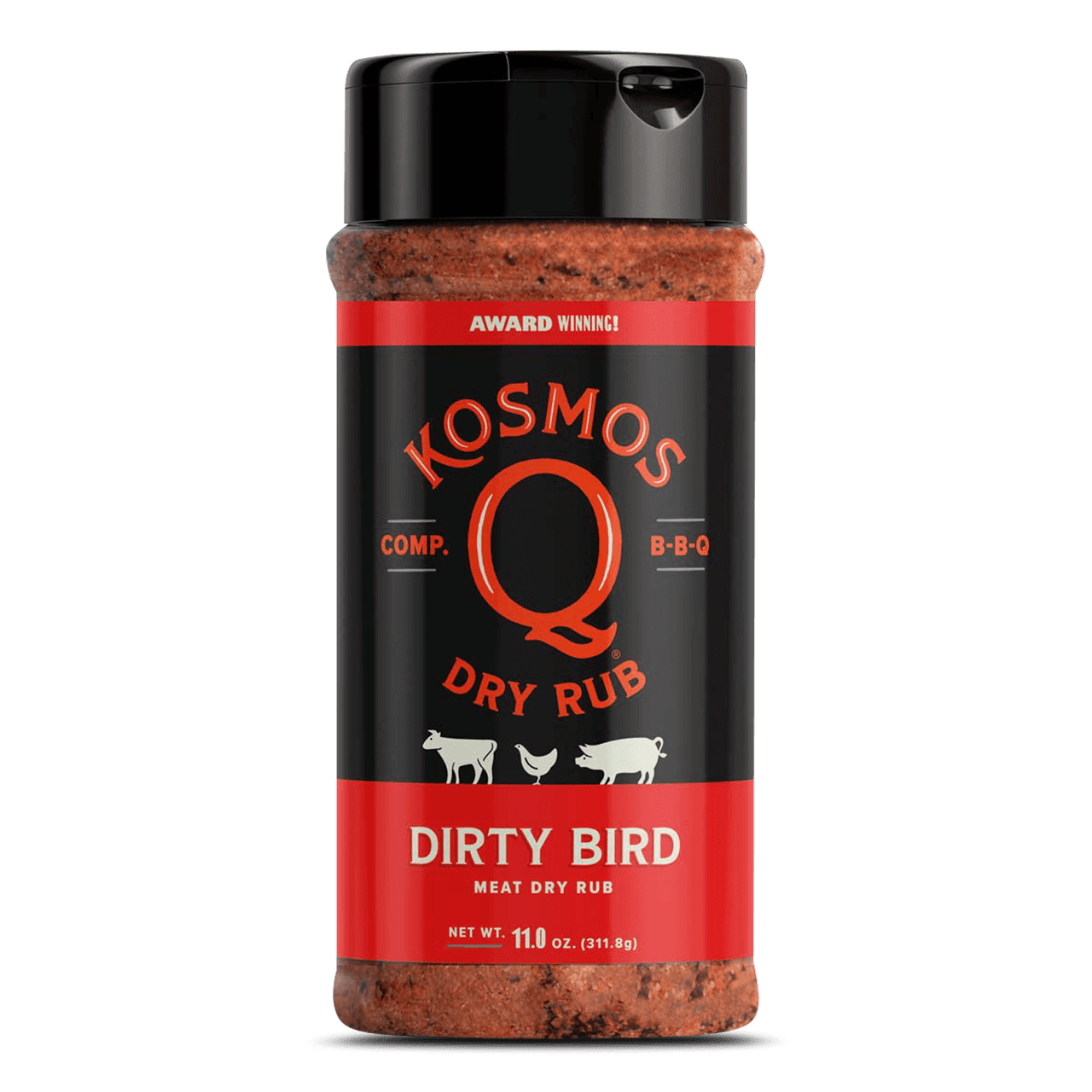 Kosmos Q BBQ Rub Kosmo's Q Dirty Bird Rub