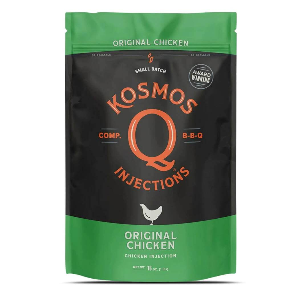 Kosmos Q Rubs, Sauces & Brines Kosmo's Q Original Chicken Injection