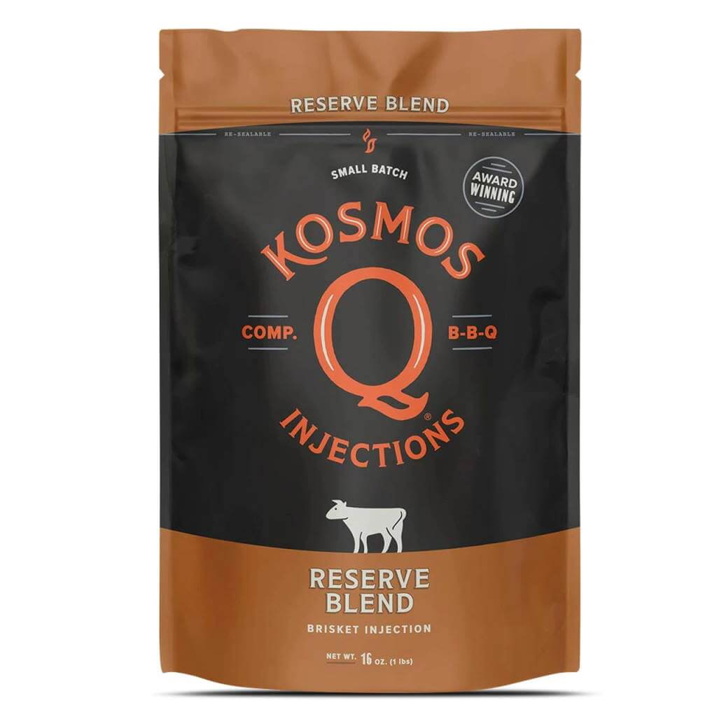 Kosmos Q Rubs, Sauces & Brines Kosmo's Q Reserve Blend Brisket Injection