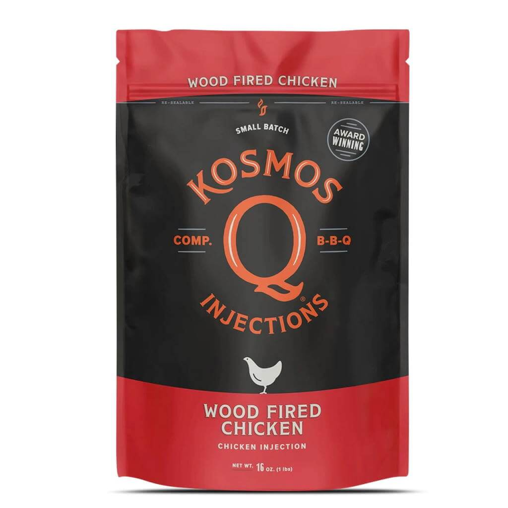 Kosmos Q Rubs, Sauces & Brines Kosmo's Q Wood Fired Chicken Injection
