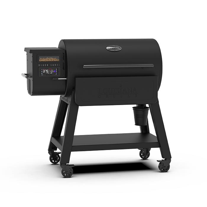 Louisana Grills Pellet Grill LG 1000 Black Label Series Grill with WiFi Control