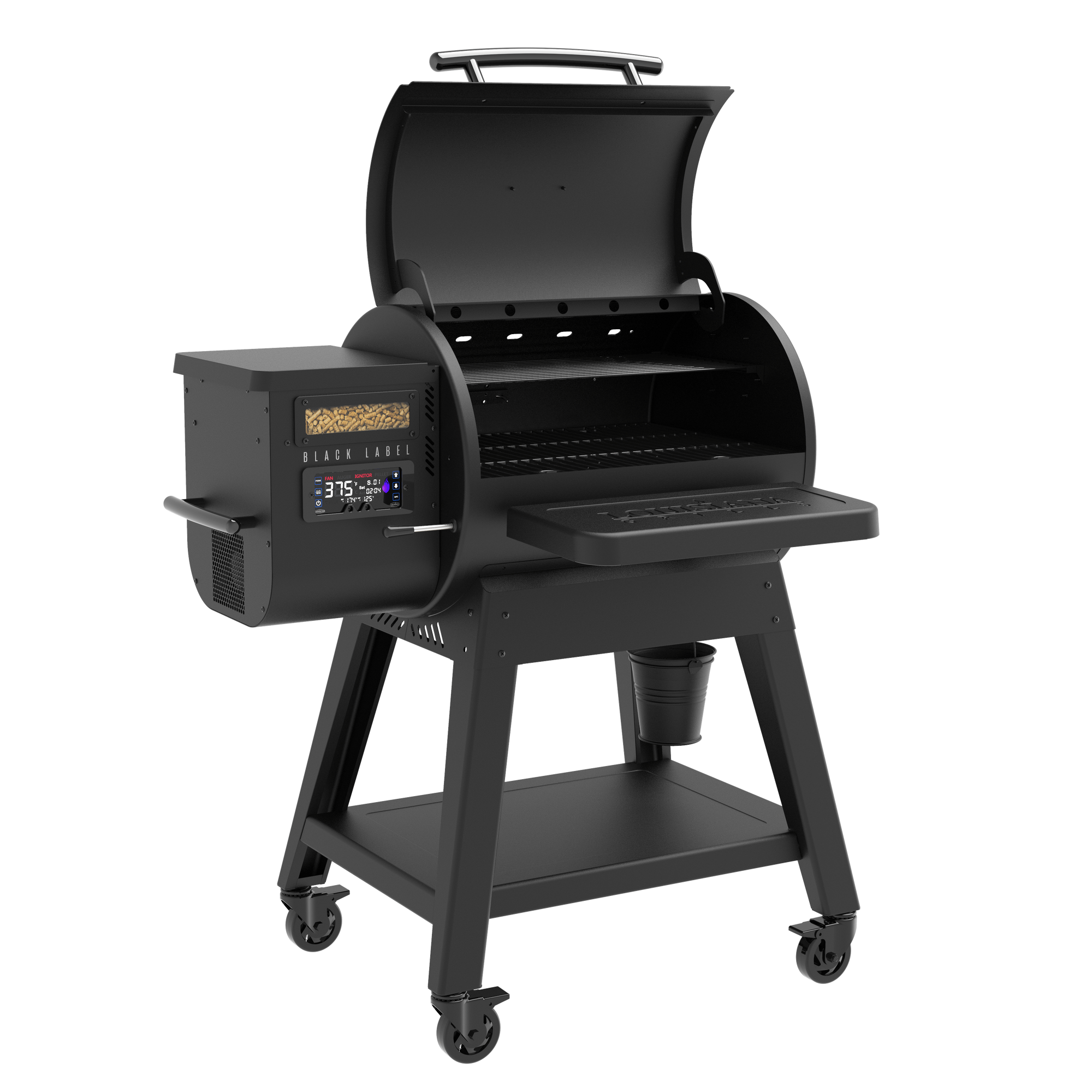 Louisana Grills Pellet Grill LG 800 Black Label Series Grill with WiFi Control