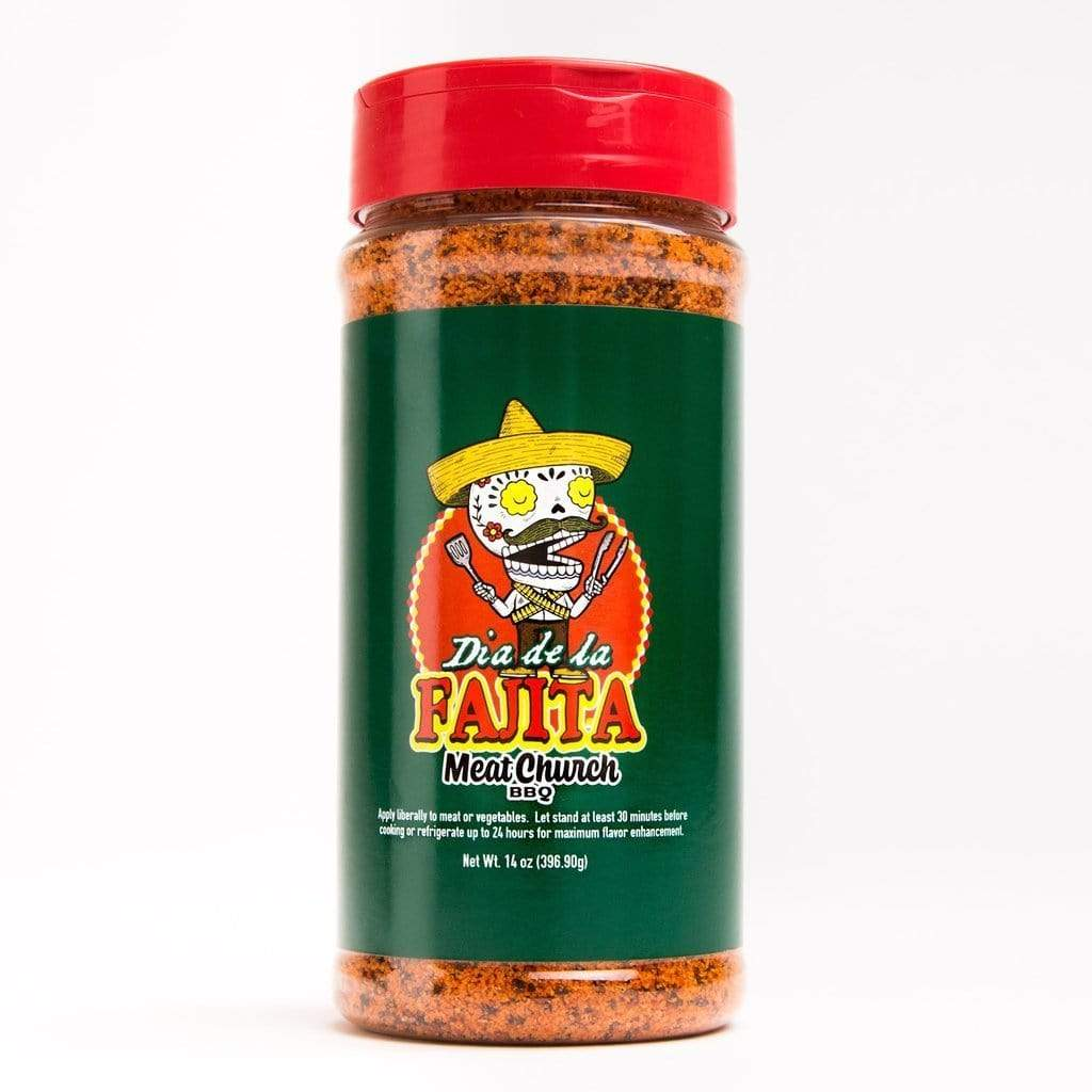 Meat Church BBQ Rub Meat Church Fajita Seasoning