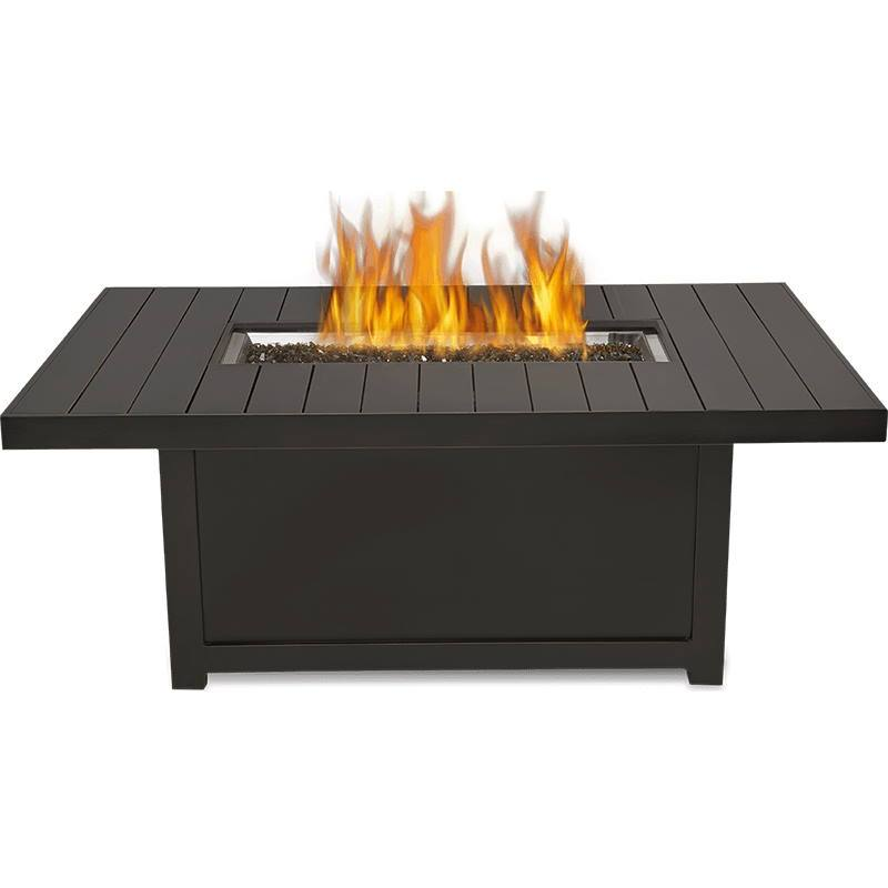 Napoleon Heaters & Fire Tables St. Tropez Rectangle Patioflame Table - STTR1-BZ - LP