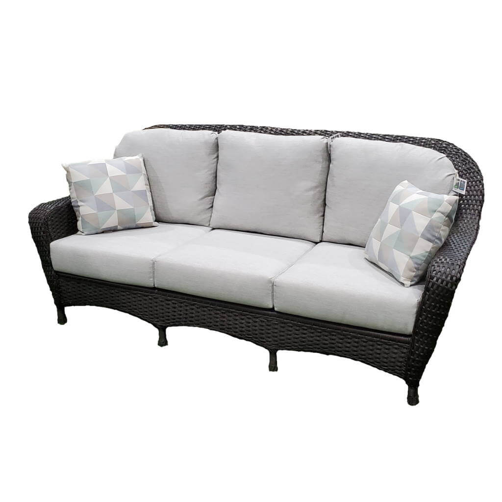 Ratana Furniture - Coffee, End Tables & Ottomans Lewisburg Sofa