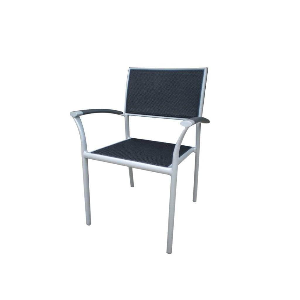 Ratana Furniture - Sets Set of 4 New Roma Sling Arm Chairs