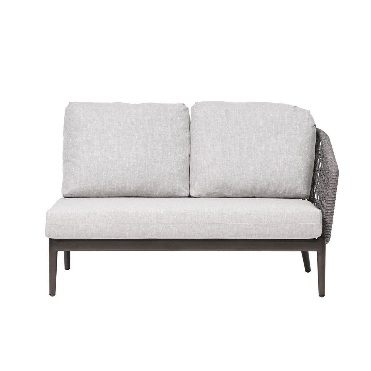 Ratana Sectional Poinciana 2-Seater Right Arm
