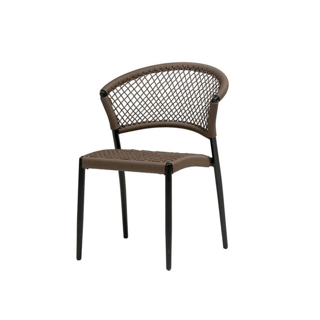 Ratana Side Chair Ria Dining Side Chair Brown