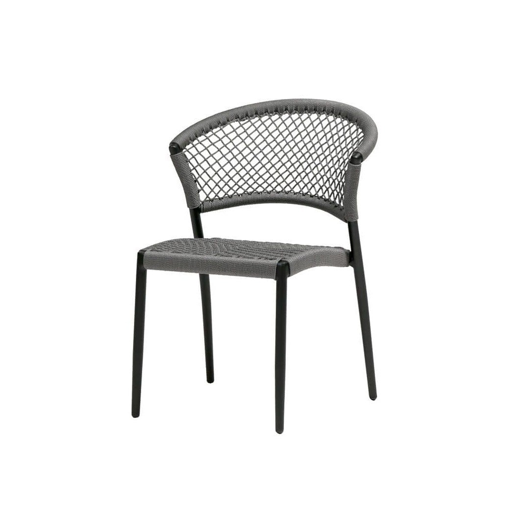 Ratana Side Chair Ria Dining Side Chair Grey