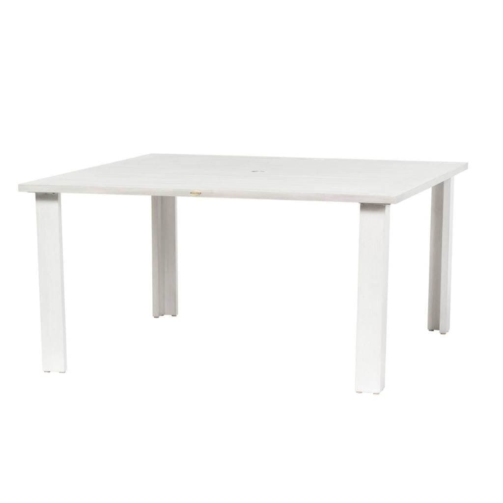 "Ratana Table Limo 60"" Square Dining Table"