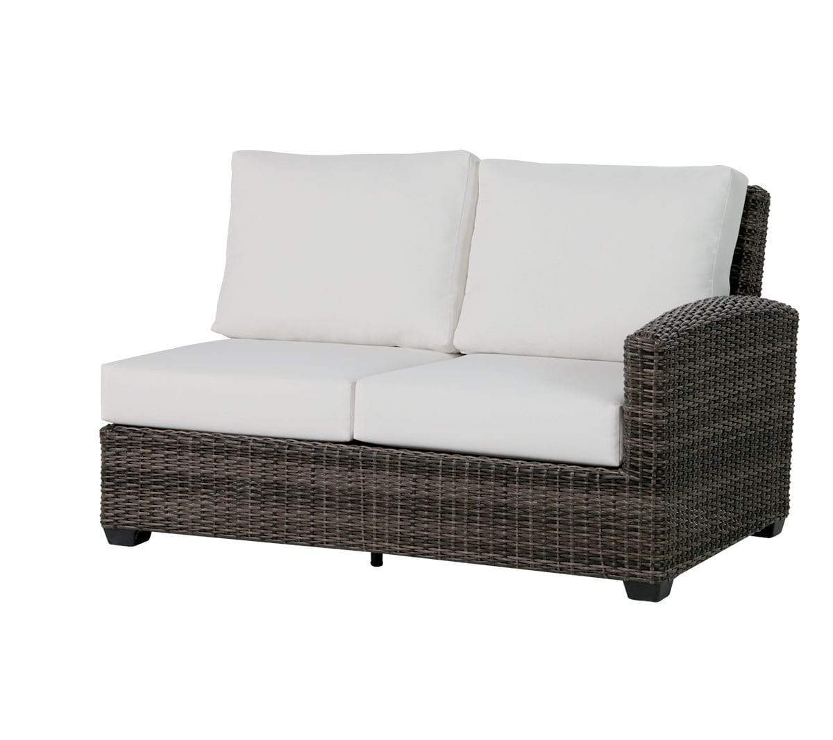 Ratana wicker Coral Gables 2 Seat Right