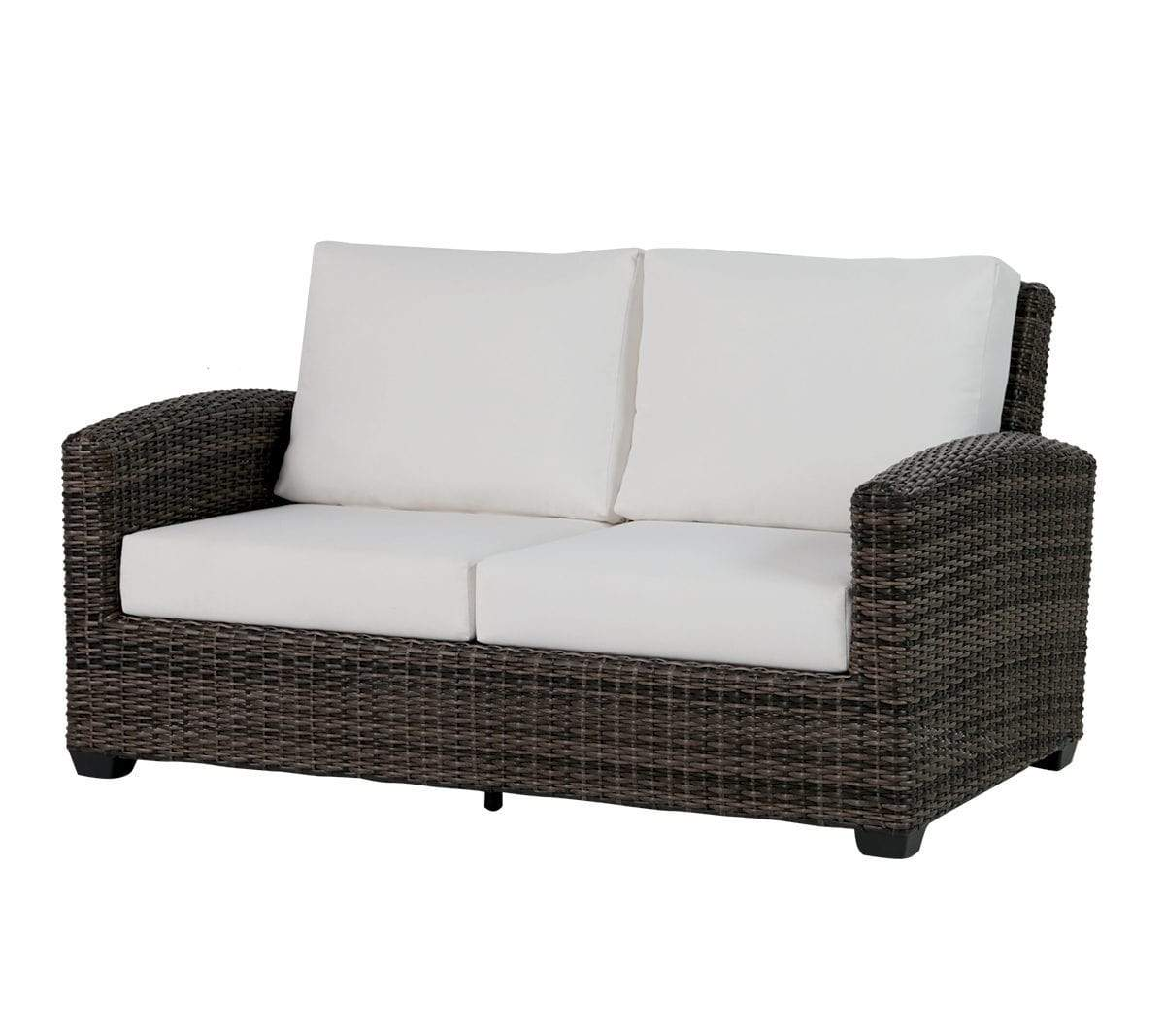 Ratana wicker Coral Gables Loveseat