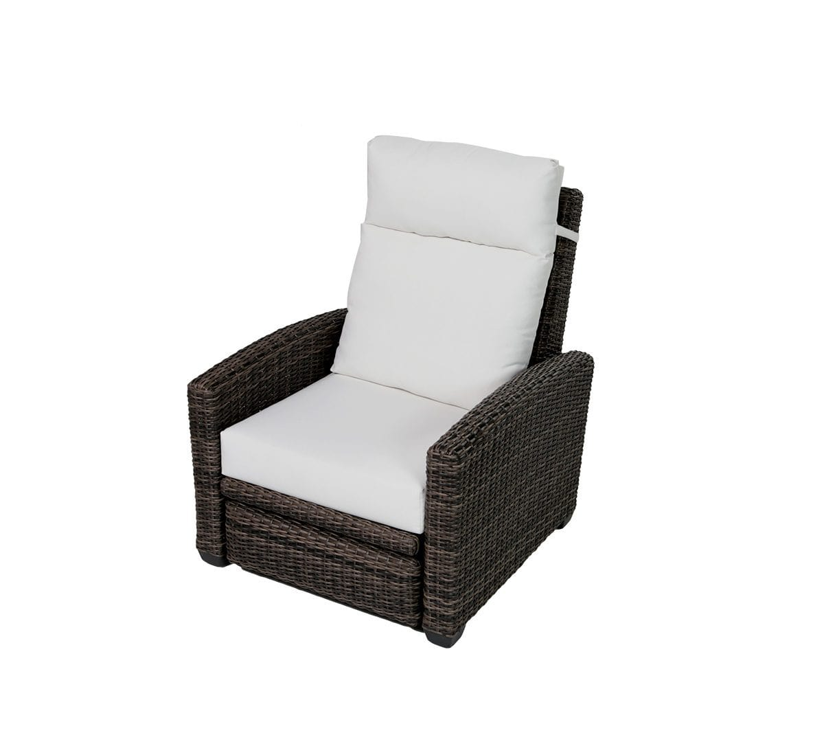 Ratana wicker Coral Gables Recliner