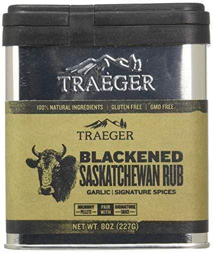 Traeger Barbecue Blackened Saskatchewan Rub