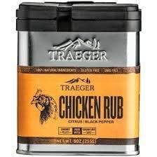 Traeger Barbecue Chicken Rub