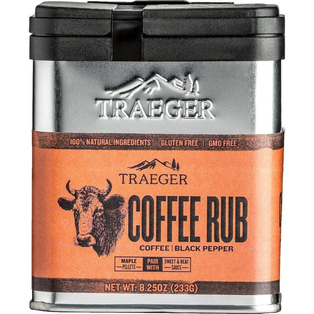 Traeger Barbecue Coffee Rub
