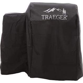 Traeger Barbecue Full Length Black Cover 20