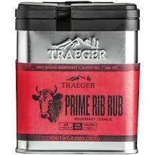 Traeger Barbecue Prime Rib Rub
