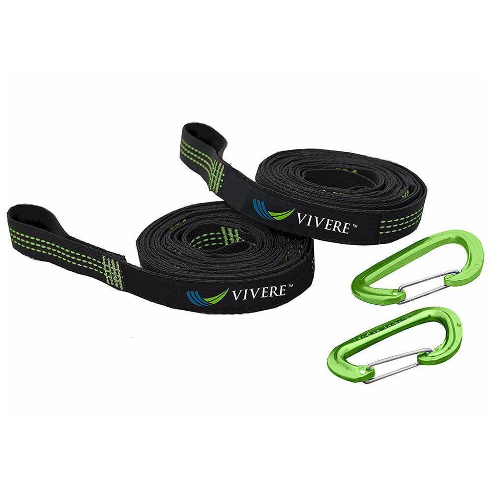 Vivere Hammocks Vivere Ultra-Lite Tree Straps (2 Pack)