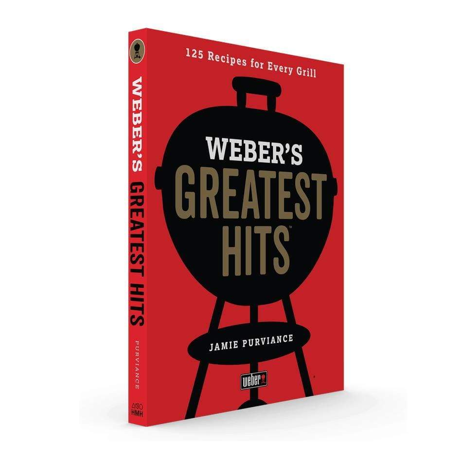 Weber BBQ Accessories Weber's Greatest Hits Cookbook