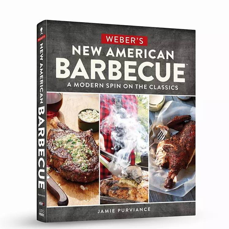 Weber BBQ Accessories Weber's New American Barbecue Cookbook