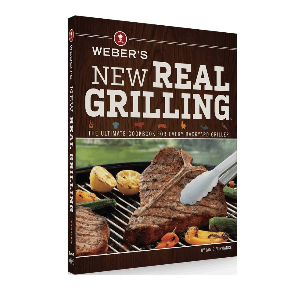 Weber BBQ Accessories Weber's New Real Grilling Cookbook