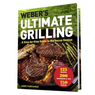 Weber BBQ Accessories Weber's Ultimate Grilling Cookbook