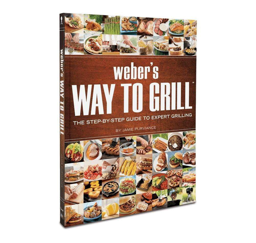 Weber BBQ Accessories Weber's Way to Grill Cookbook