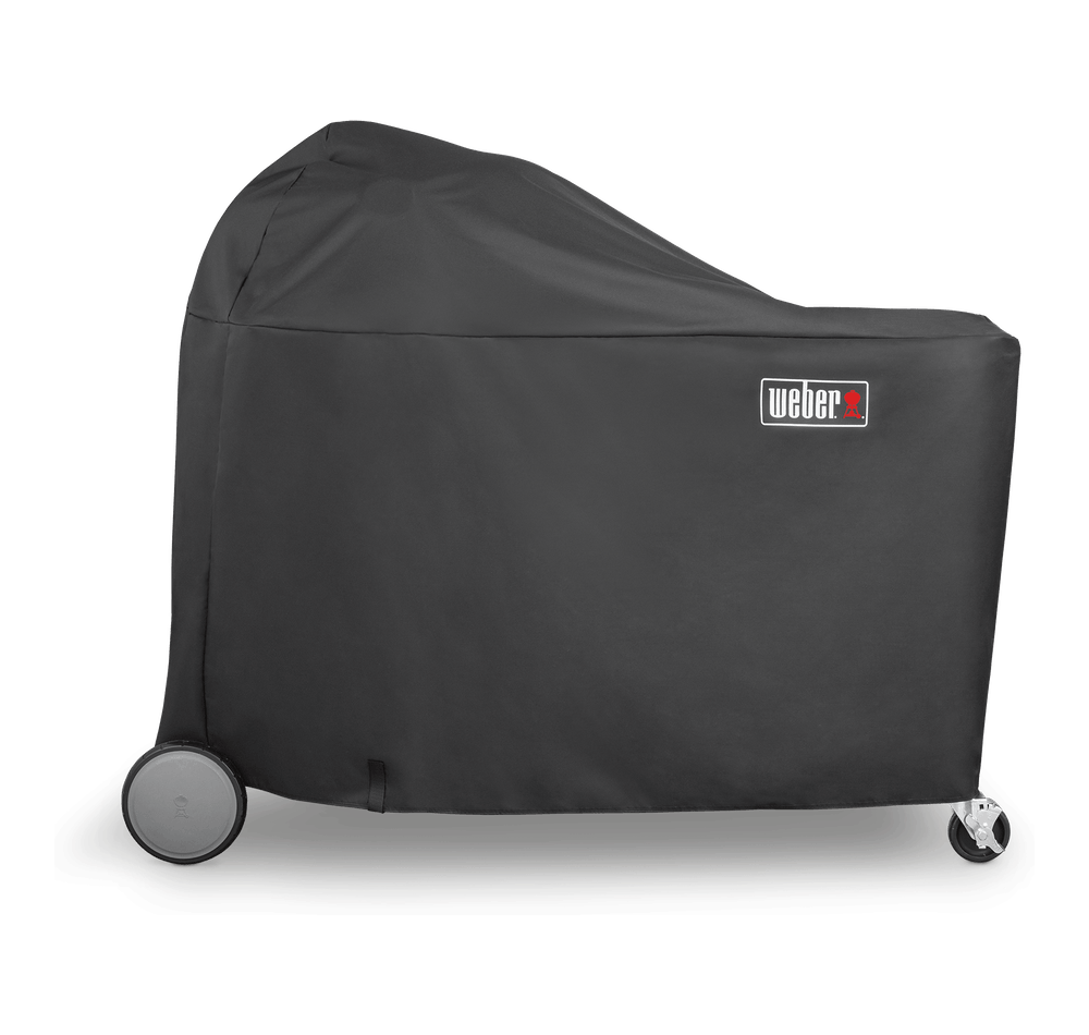 Weber Weber Accessories Summit Charcoal Grilling Center Premium Grill Cover