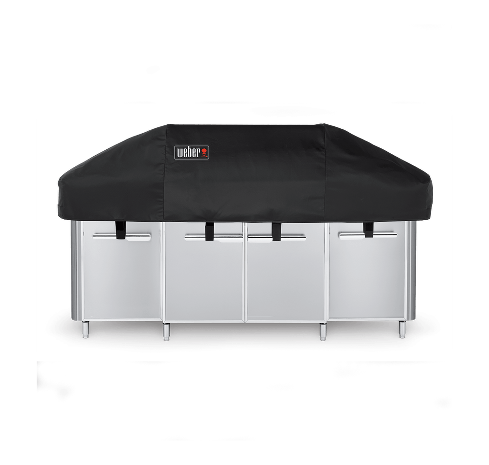 Weber Weber Accessories Summit Grill Center Premium Grill Cover