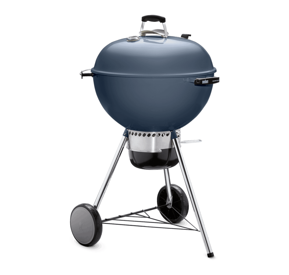 "Weber Weber Charcoal Grills Master-Touch Charcoal Grill 22"" Slate"