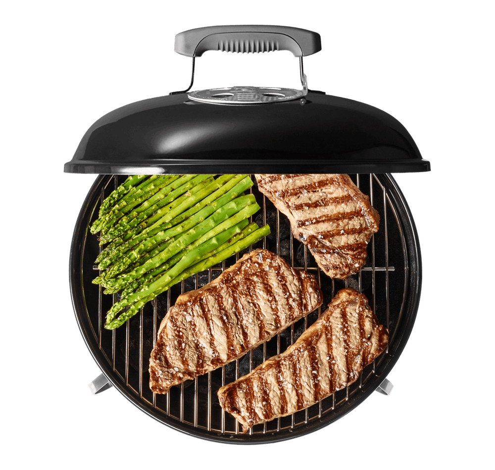 "Weber Weber Charcoal Grills Smokey Joe Charcoal Grill 14"" Black (Portable)"