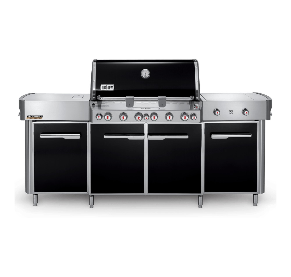 Weber Weber Gas Grills Summit Grill Center Black NG