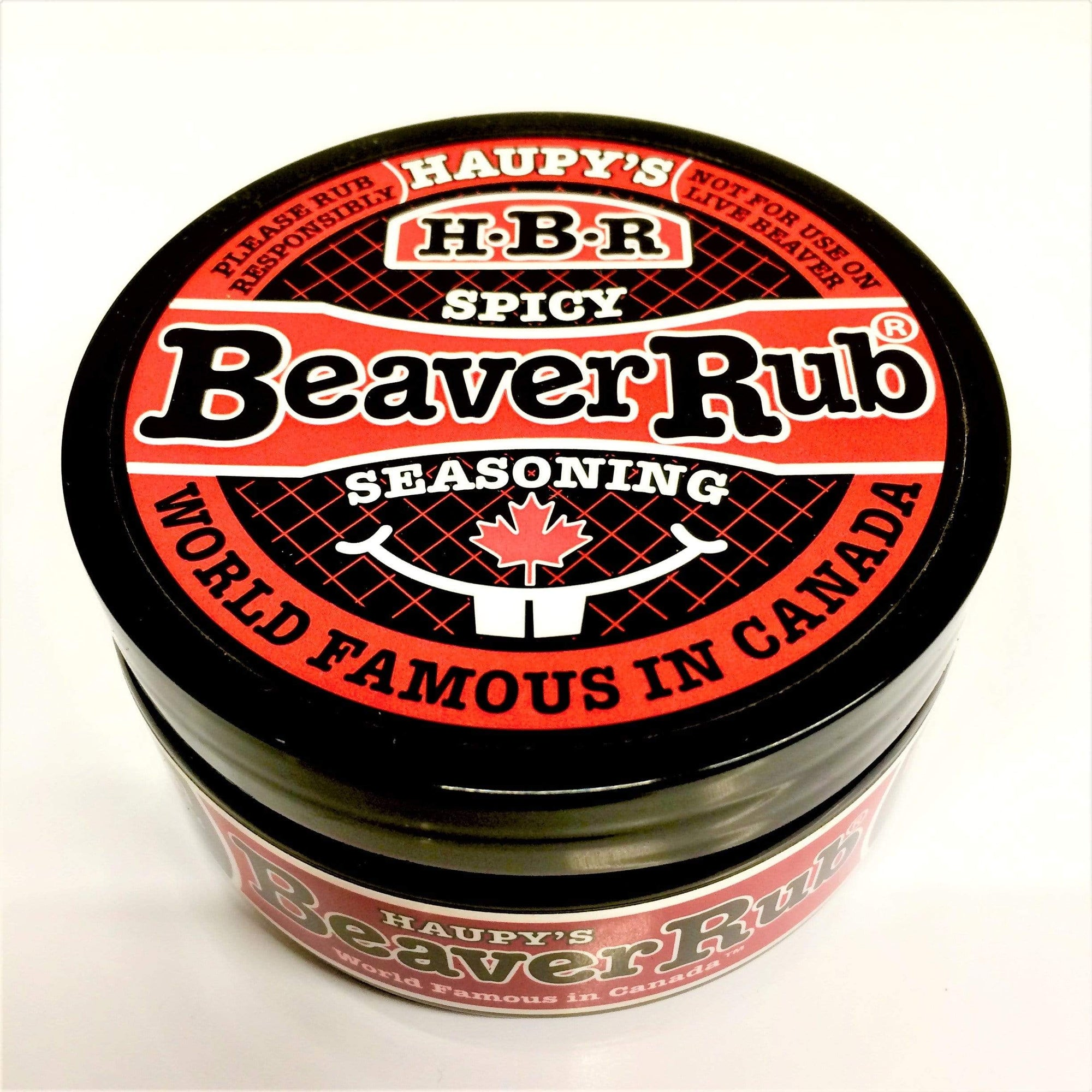 Wicker Land Patio Rubs, Sauces & Brines Haupy's Spicy Beaver Rub