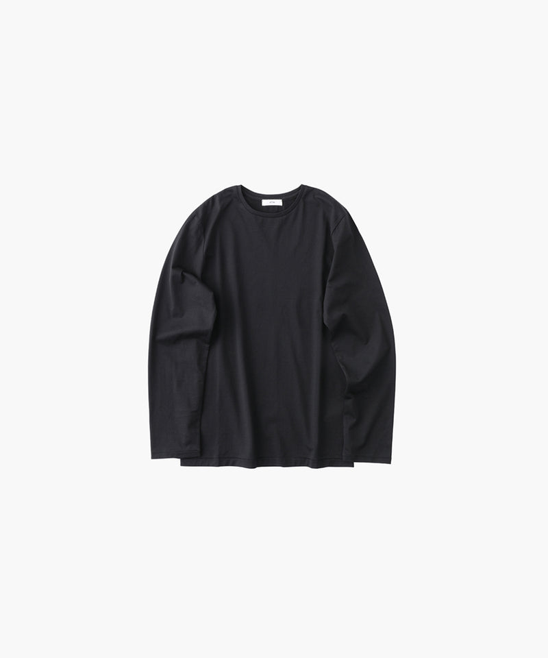 SUVIN 60/2 | PERFECT L/S T-SHIRT