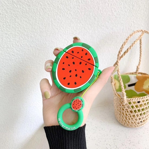 Watermelon AirPods 1 & 2 Case