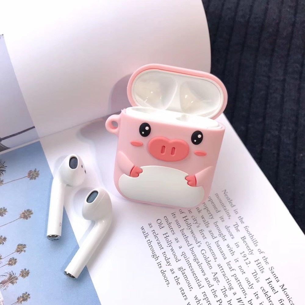 Pig Case for AirPods